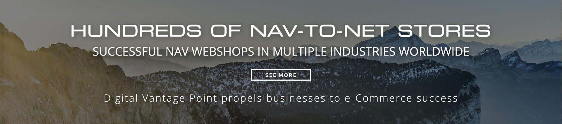 Hundreds of NTN Stores