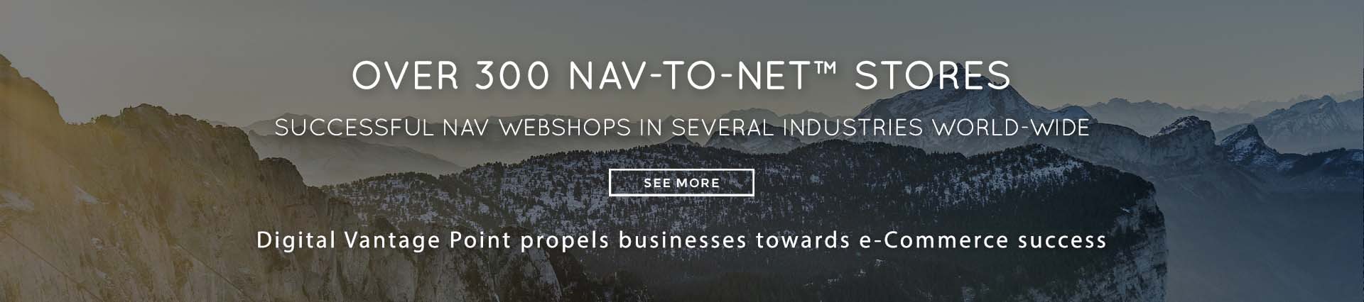 Over 300 Nav-to-Net Stores