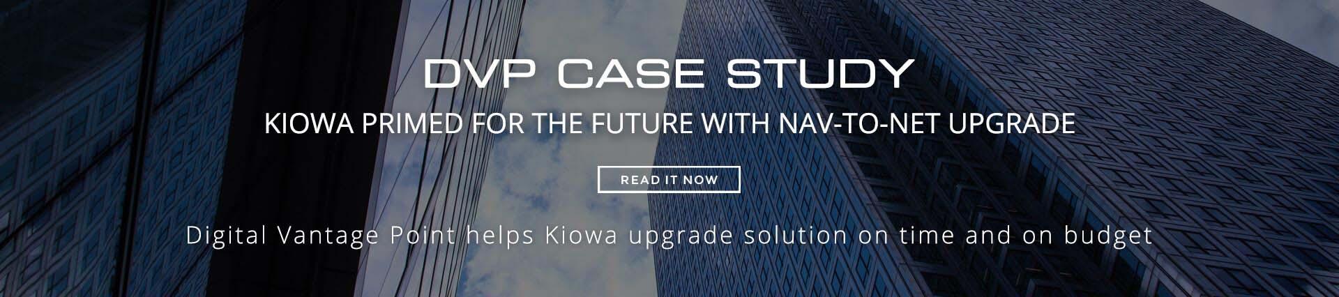 Nav-to-Net e-Commerce Case Study - Kiowa