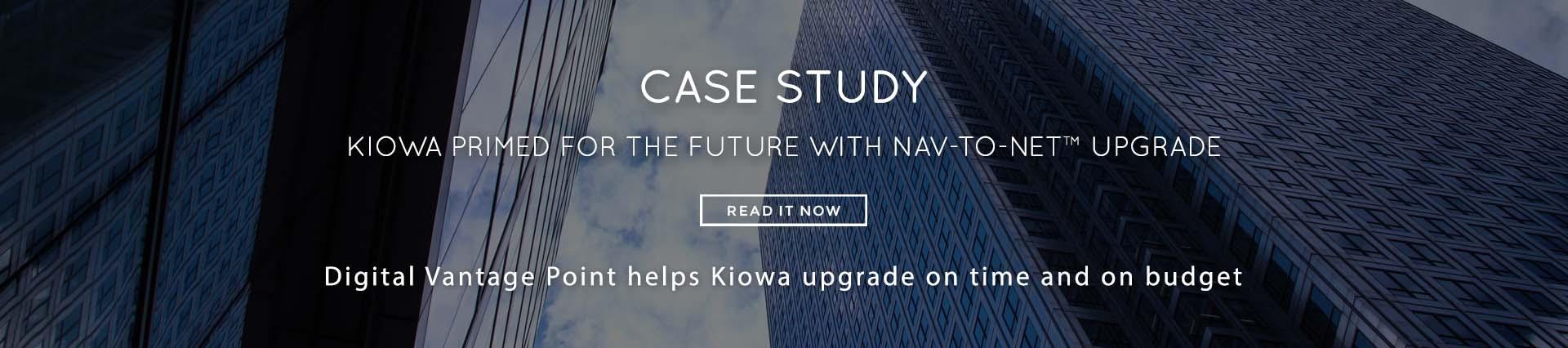 Kiowa Case Study