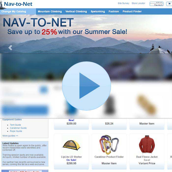 Nav-to-Net Feature Video